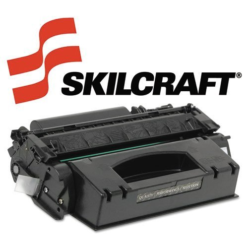skilcraft-q7582a-compatible-remanufactured-q7582a-503a-toner-6000-page-yield-yellow-by-skilcraft