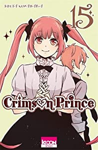 Crimson Prince Edition simple Tome 15