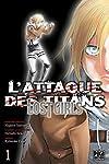L'Attaque des Titans - Lost Girls Edition simple Tome 1