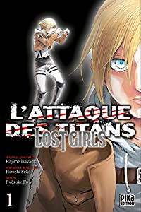 L'Attaque des Titans - Lost Girls Edition simple Tome 1