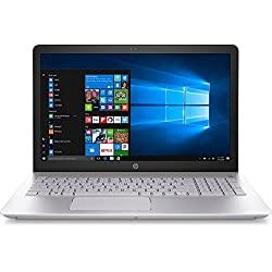 "HP Pavilion 15-cc512ns - Ordenador portátil 15.6"" FHD (Intel Core i5-7200U, 8 GB RAM, 1 TB HDD, NVIDIA GeForce 940MX 2 GB, Windows 10 Home 64), plata - Teclado QWERTY Español"