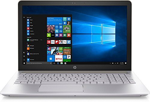 HP Pavilion 15-cc512ns - Ordenador portátil 15.6' FHD (Intel Core i5-7200U, 8 GB RAM, 1 TB HDD, NVIDIA GeForce 940MX 2 GB, Windows 10 Home 64), plata - Teclado QWERTY Español
