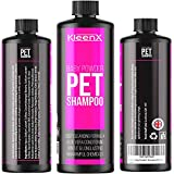 Baby Powder Dog Shampoo & Conditioner In One | 1 LITRE Professional Grooming | Conditioning & Aloe Extracts Prevent Dandruff | Long Lasting & Extra Mild For Daily Use | For Smelly, Itchy, Dogs & Pets