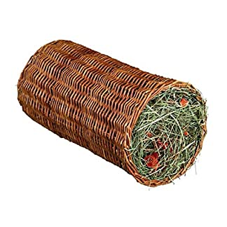 60776 Wicker tunnel for guinea pigs 15 × 33 cm 110 g60776 1