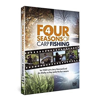 Four Seasons Of Carp Fishing [2 DVD] from Go Distribute