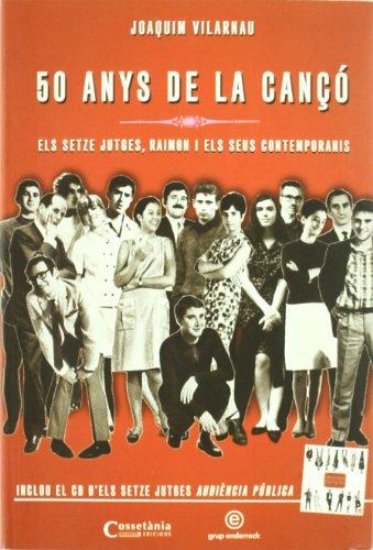 50 anys de a cançó (Llibre + CD) (Altres)