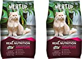 #2: Meat Up Cat Adult, 1.2 kg (Buy 1 Get 1 Free)