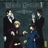 Calendrier Black Butler 2016 by Yana Toboso