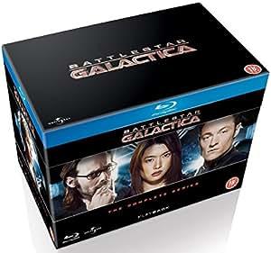Battlestar Galactica - The Complete Series [Blu-ray] [2004] [Region Free]