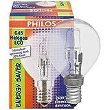 5er Pack HV-Halogenlampe, HALOGEN ECO, E14/18W, 205 lm