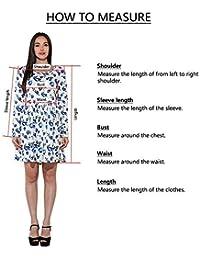 Amazon.it  Abbigliamento Donna Abiti Corti  Abbigliamento 6a6964a9280