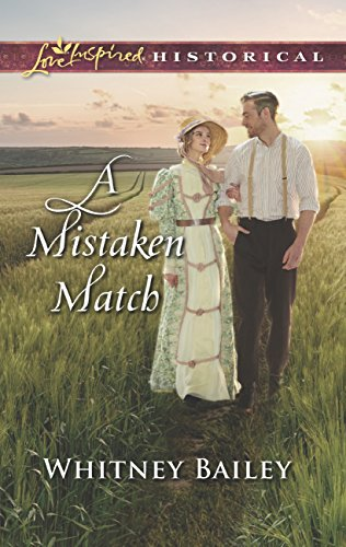 A Mistaken Match (Mills & Boon Love Inspired Historical) (English Edition) Bailey Western Top