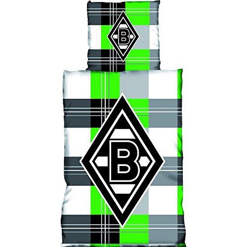 Borussia Mönchengladbach Bettwäsche Linon Dexter (Fußball-fan-decke)