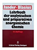 Lehrbuch der analytischen und präparativen anorganischen Chemie. 13 Auflage.
