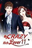 Crazy Rich Lover 11: Conflict And Destruction (Crazy Rich Lover Series) (English Edition)