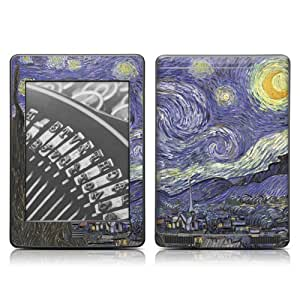 "DecalGirl Kindle Touch-Skin ""Starry Night"""