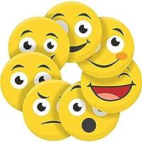 Graphic Flavour Emoji Reward Sticker Labels, Children, Parents, Teachers