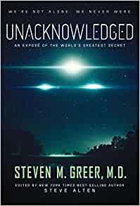 Steven Greer Unacknowledged