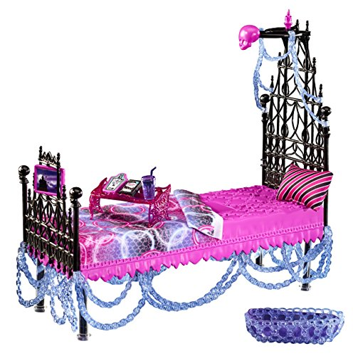 Mattel Monster High Y7714 - Spectras Bett,