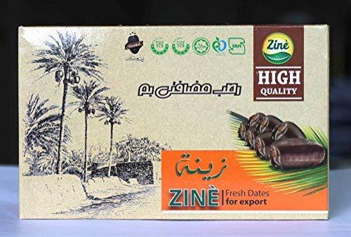 4 x 500g Arabian Garden Natur Datteln unbehandelt cremig & weich 100% Naturdatteln ohne Zusätze TOP...