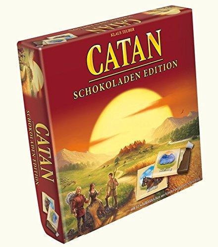 Schokospiel Siedler von CATAN, 144g