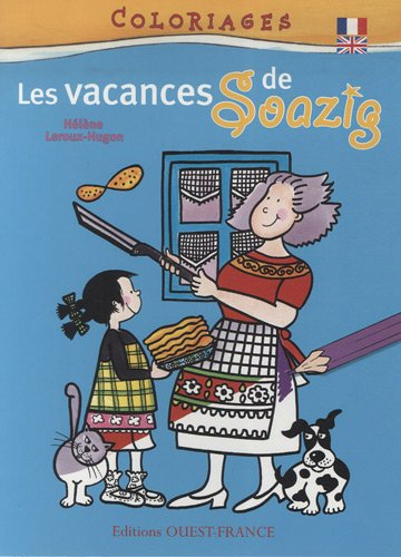 Les vacances de Soazig : Coloriages