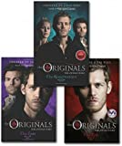 Julie Plec The Originals Series Collection 3 Books Set, (The Originals: The Rise, The Loss, The Resurrection - Oldest Vampires (Klaus, Elijah, and Rebekah Mikaelson) Vs Vampire Hunters, Witches and Werewolves - Following on from Vampire Diaries)