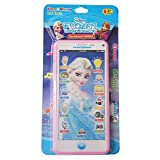 #10: Hickory Dickory Box Frozen Smart Phone Color May Vary (Camera , song , lighting Ring , SMS, Digital Music , Volume up & Volume down, pink, Blue)