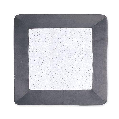 BEMINI - Tapis de Parc -100 x100 cm  - Collection Zague - en Jersey