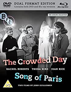 The Crowded Day / Song of Paris (DVD + Blu-ray)