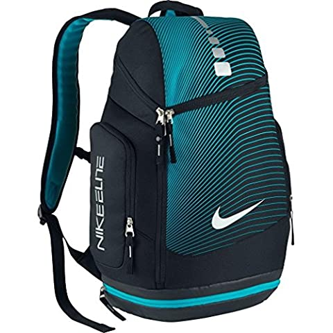 Nike Hoops Elte Max Air Bp Gr - Mochila para hombre, color negro, talla única