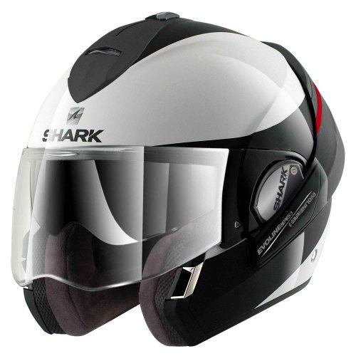 Shark 102_6351_2casco para moto Evoline serie 3Hakka WKR, talla XL