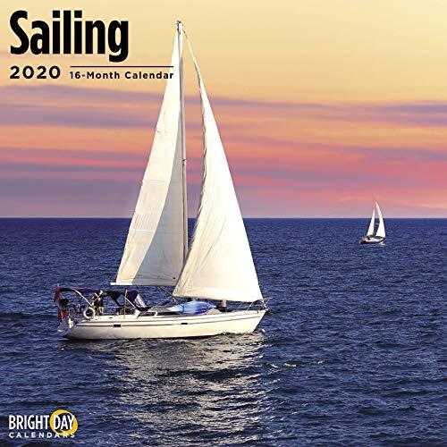 Sailing Wall Calendar 2020 (Sports)