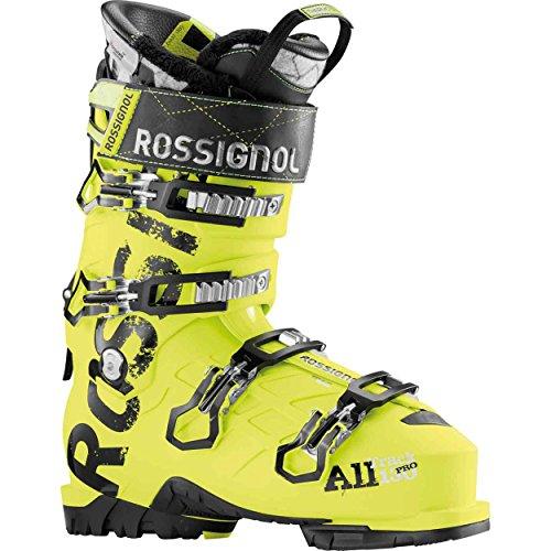 Rossignol - Chaussures De Ski Alltrack Pro 130 WTR - Acid Yellow - Homme - Taille 48 - Jaune
