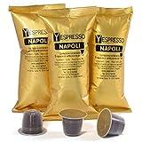 100 Capsule compatibili Nespresso extra NAPOLI