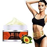 Anti Cellulite Creme, Dehnungsstreifen Entfernungs Festzieh Creme für die Körperformung Anti Cellulite Fettverbrennung, die Gewicht verliert