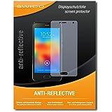 """2 x SWIDO protecteur d'écran Elephone P5000 protection d'écran feuille """"AntiReflex"""" antireflets"""