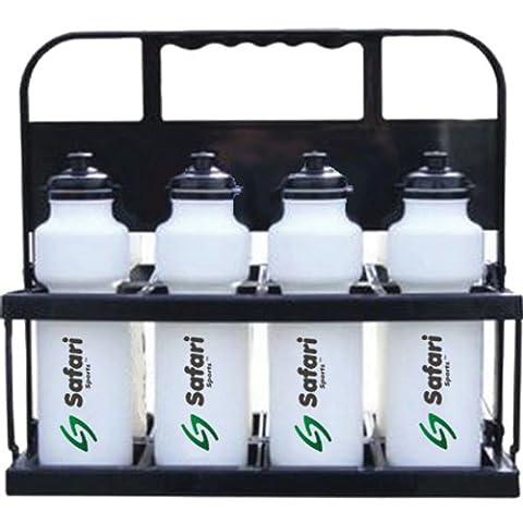 Safari 0.75L Bottles & Carrier