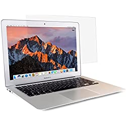 MyGadget Protection écran Crystal Clear pour Apple Macbook Air 13 Pouces - Film HD Ultra Slim & Thin Anti Traces Shield Rayures & Vitre Bubble Free