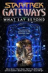 Gateways Book Seven: What Lay Beyond (Star Trek 7) (English Edition)