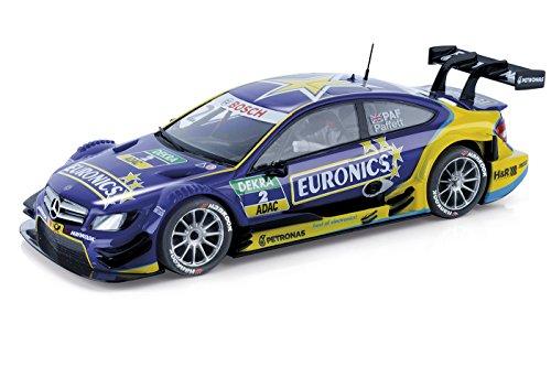 Scalextric - Mercedes AMG C-Coupé DTM Paffett Euronics