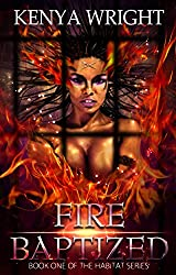 Fire Baptized (Book One of Santeria Habitat Series) (Interracial Paranormal Romance)