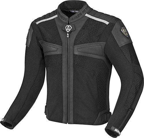 Arlen Ness Tek-Air Sommer Motorrad Leder/Textil Jacke 60