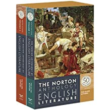 The Norton Anthology of English Literature 9e – The Major Authors Vol 1 & 2