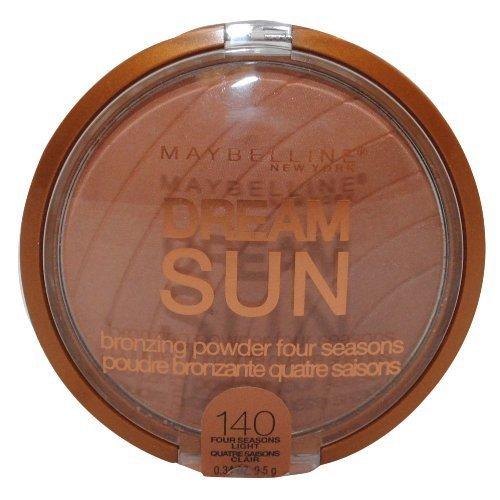 Maybelline Dream Sun # 140 Four Seasons Light - Bronzer by MAYBELLINE