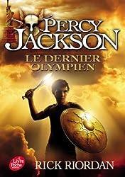 Percy Jackson - Tome 5: Le dernier Olympien