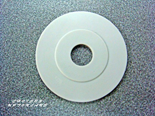 flush Daddy Valvola di scarico sostitutiva Gel di silice sigillante diaframma rondella