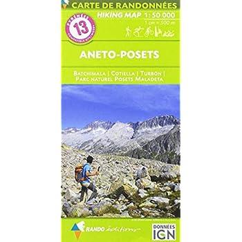 Aneto-Posets : 1/50 000