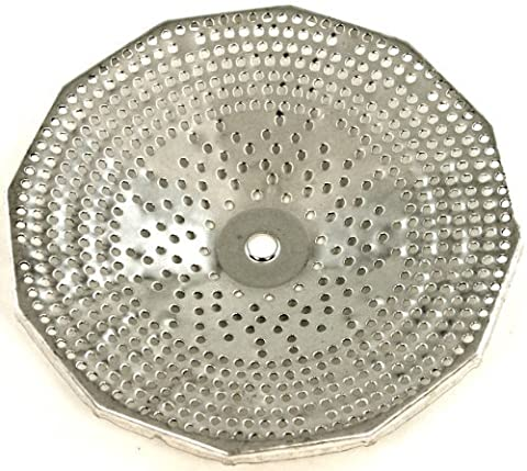Paderno World Cuisine Sieve for 5-Quart Stainless Steel Food Mill with 3/32-Inch Perforations by Paderno World Cuisine