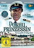 Donauprinzessin / Die komplette 13-teilige Urlaubsserie von Wolfgang Rademann (Pidax Serien-Klassiker) [4 DVDs]